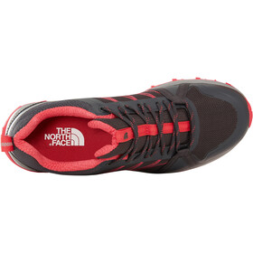 The North Face Litewave Fastpack II Shoes Dam ebony grey/atomic pink